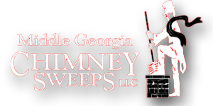 Middle Georgia Chimney Sweeps, LLC. Serving the Greater Central Georgia Area since 1994 Logo